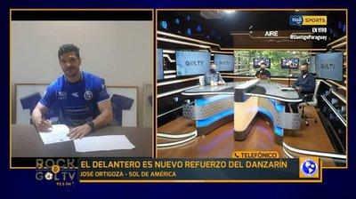 José Ortigoza, sobre su regreso a Sol de América