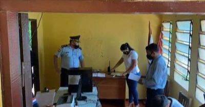 Policías de Torín involucrados en presunto secuestro express