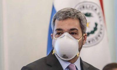 Confirman que Abdo Benítez no contrajo coronavirus