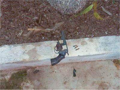 Presunto motochorro quedó inconsciente tras ser embestido por justiciero desconocido