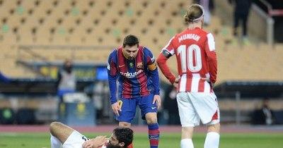 La Nación / Leve sanción para Lionel Messi