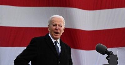 La Nación / Joe Biden jura hoy como el 46° presidente de los EEUU
