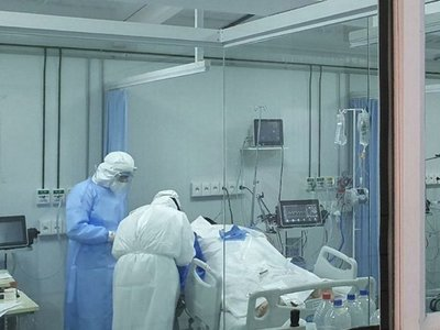 Hasta el momento 153 pacientes ya fueron derivados a UTI de privados