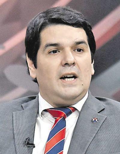 CGR denunció desvíos por unos G. 100.000 millones
