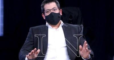 """La Nación / """"El compromiso fue buscar al candidato mejor posicionado"""""""