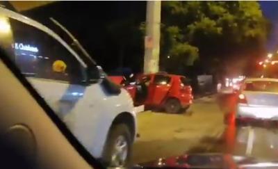 Accidente fatal en Asunción