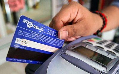 Cautela se extiende al uso de tarjetas de créditos