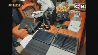 Areguá: Allanamiento en la casa de un pastor por pornografía infantil