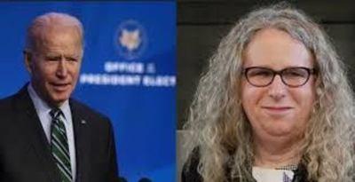 Joe Biden nomina a Rachel Levine como subsecretaria de Salud, la primera mujer transgénero en ocupar un cargo federal en Estados Unidos