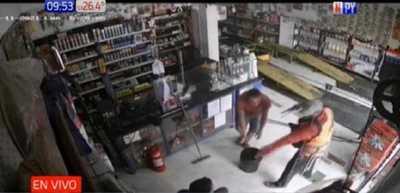 Cae sospechoso de asalto a local de repuestos en Trinidad