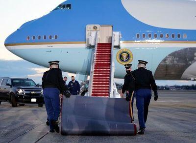 EEUU pasa la página a la era Trump con la llegada de Biden a la Casa Blanca