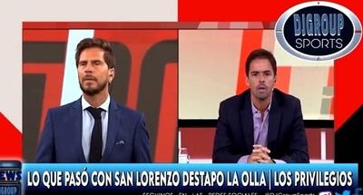 """Closs se declara """"defensor"""" de los Romero"""