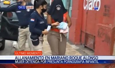 """Detienen a una mujer por caso de """"pornovenganza"""""""