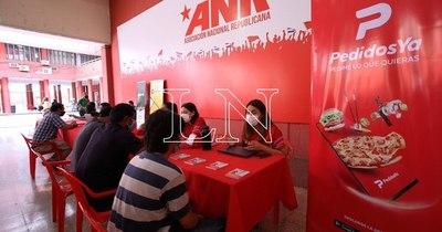 La Nación / Realizan feria de empleos para motodelivery en la ANR
