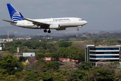 Panamá reanuda los vuelos comerciales a Venezuela