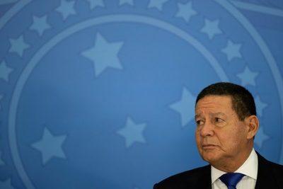 """El vicepresidente brasileño augura una relación """"pragmática y flexible"""" con Biden"""