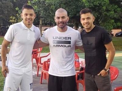"""Los Romero comparten """"picado"""" con políticos"""