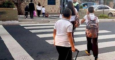 La Nación / Colegios privados garantizan retorno seguro a clases presenciales