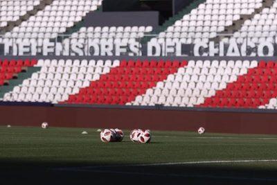 Se programaron las tres primeras fechas del Torneo Apertura
