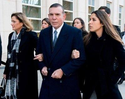 Crónica / Justicia yanqui rechazó pedido de Napout