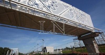 La Nación / Desde el mediodía clausuran un carril de la Autopista Ñu Guasu