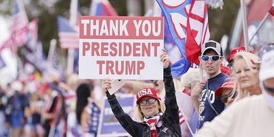 """HOY / Los trumpistas rechazan a Biden: """"Se olvidan que 75 millones"""" votaron a Trump"""