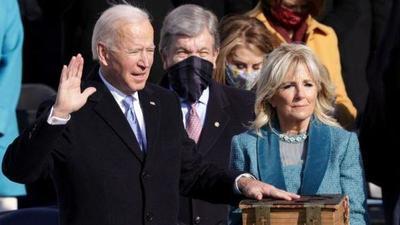 Biden ha jurado como presidente de Estados Unidos – Prensa 5