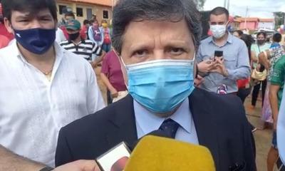 """Euclides calificó de """"vergonzoso"""" el caso de Torín – Prensa 5"""