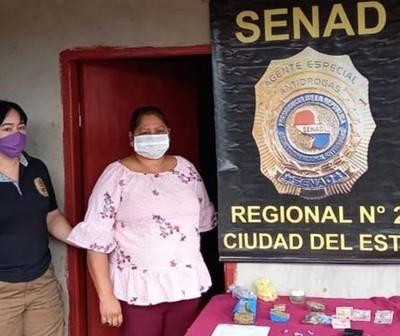 Eliminan loal de venta de drogas en Alto Paraná
