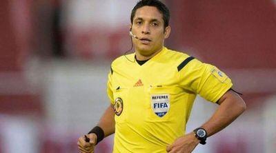 Cambio de árbitro para la final de la Sudamericana