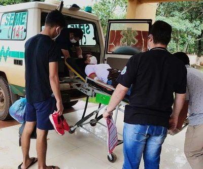 Minga Guazú reporta exitoso trabajo coordinado para asistir a paciente