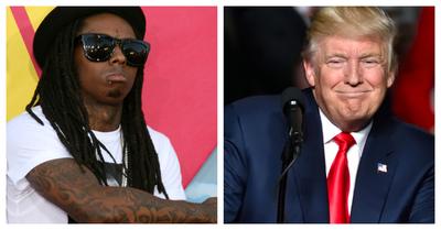 Donald Trump indultó al rapero Lil Wayne antes de dejar la Casa Blanca