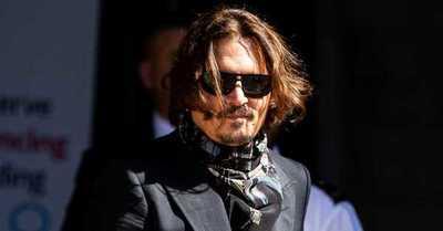 Otra puerta se le cierra a Johnny Depp: Quedó fuera de la próxima película de Willy Wonka