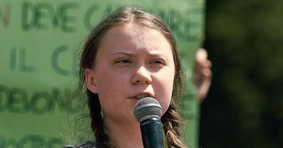 El irónico mensaje de Greta Thunberg con el que despidió a Donald Trump