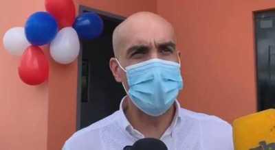 """Mazzoleni: Contrato para compra de vacunas se firmaría """"en breve"""""""