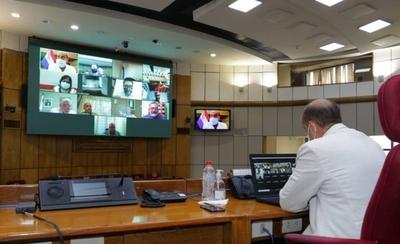 HOY / Senado aprueba proyecto de subsidio para comerciantes de ciudades fronterizas con Argentina