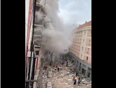 Sacerdote paraguayo víctima de explosión en España
