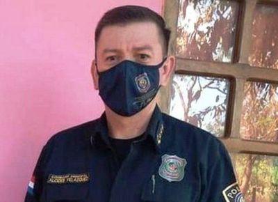 Extorsión policial: Detienen a jefe de Comisaría de Torín •