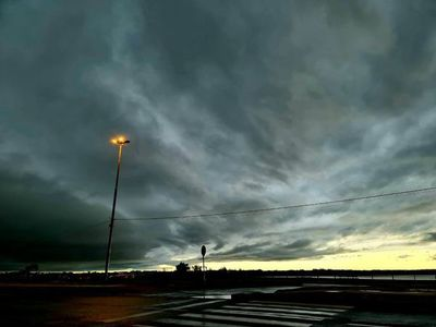 Tormentas eléctricas llegarán a seis departamentos