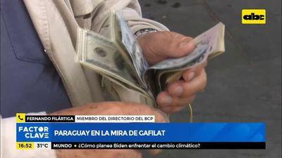 Paraguay en la mira de Gafilat