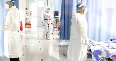 La Nación / COVID-19: en dos días, 24 pacientes del Hospital de Itauguá recibieron el alta
