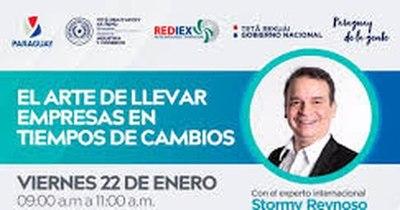 La Nación / Invitan a entrenamiento internacional para liderar empresas