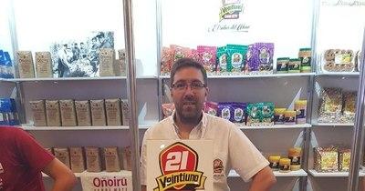La Nación / Emprendedores LN: conquista a clientes con productos a base de maní