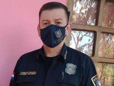 Detienen a comisario por presunta extorsión e imputan a cuatro policías