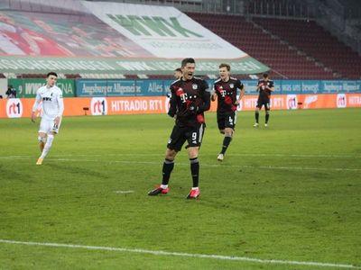 El Bayern gana sufriendo ante el Augsburgo