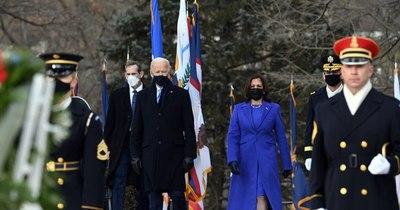 La Nación / Biden y su equipo ya manejan cuentas de Twitter de la presidencia de EEUU