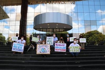 """Lanzan """"Junio verde"""", una campaña a favor del ambiente"""