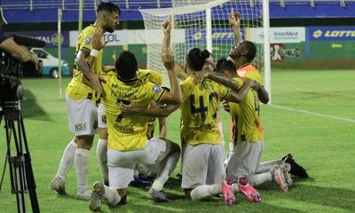 Guaraní, entre los 11 mejores equipos del mundo en el 2020