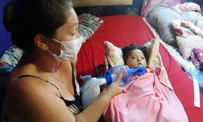 Fallece pequeña que fue llevada a UTI y familia pide ayuda para traer su cuerpo a CDE