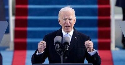 La Nación / Democracia, verdad y COVID, las claves del discurso de investidura de Biden